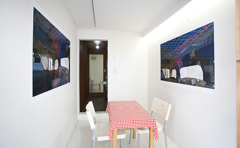 秋山直子/河地貢士 Naoko Akiyama/Koshi Kawachi《大きい家と小さい家》