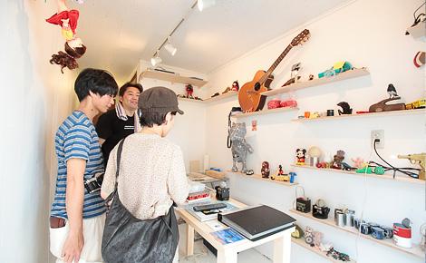 野田 智之 Tomoyuki Noda 《リサイクル・アートライブ in 黄金町》